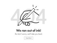 404 - Pencil