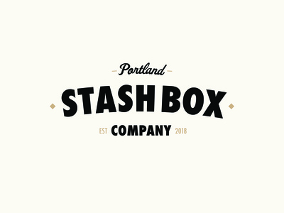 Portland Stash Box Logo