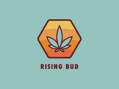 Rising Bud Logo
