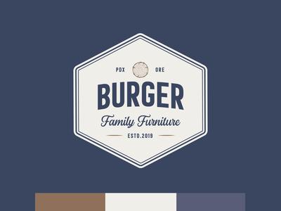 Burger Family Furniture Logo