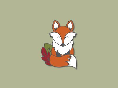 Freddy the Fox Illustraiton