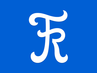 FR Final logo fr blue mark type white custom
