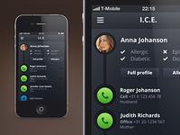 I.C.E. App