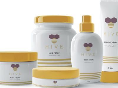 Brand Development for a Luxury Skincare Honey Brand