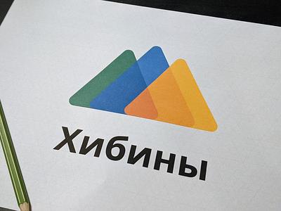 Logotype concept graphic design branding logo hibiny