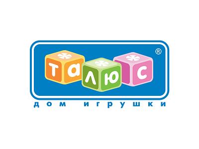 Logo for Talus talus visual identity brandbook brand style guide branding logo