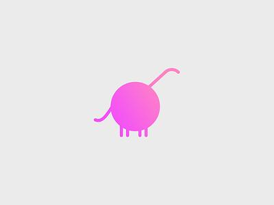 Diplo logo designer logos mark logomark animal icon logo jurassic gradient dinosaur dino diplodocus