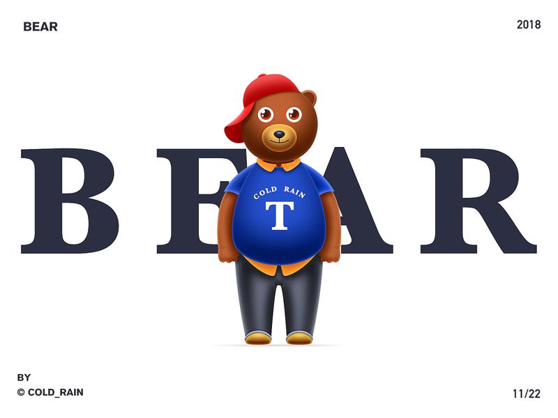A bear icon