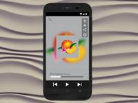 Daily UI Challenge 009 Music Player