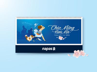 NAPAS Calendar 2018
