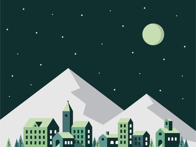 Lil' Mountain Town