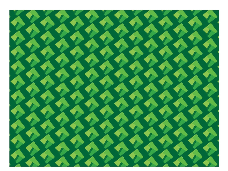 Print design fashion print background green simple repeat art illustration fabric pattern seamless pattern