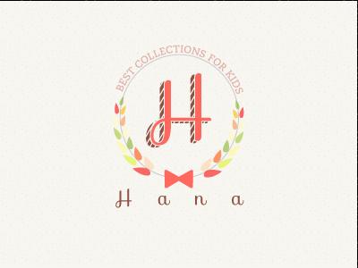 Logo Design - Hana Kids Collections