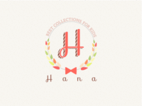 Logo Design - Hana Kids Collections