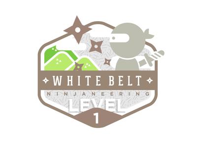 Ninjaneering badge