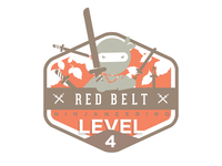 Ninjaneering badge level 4