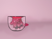 The cat claw cup