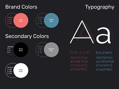 Style Guide UI ui ui design style guide styleguide