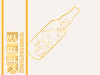 DrelMadrid Beer Label