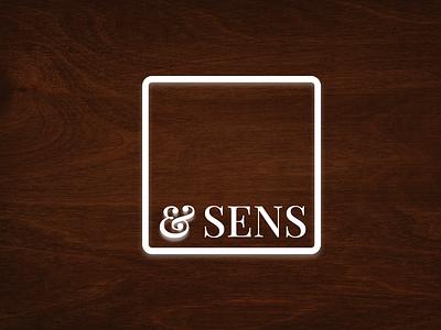 Manufacter EtSens vector vecteur logo