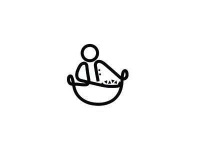 Redesign logo! Please Feedback (Frying Samosa)