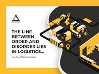 Branding Logistics