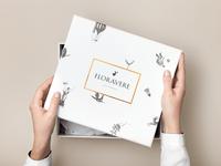 Floravere Branding