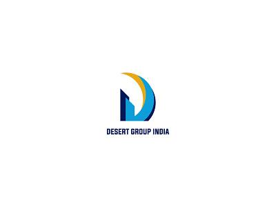 Desert Group India - LOGO Concept brand identity logochallenge logoconcept logo design logodesign logo branding and identity branding concept branding design branding