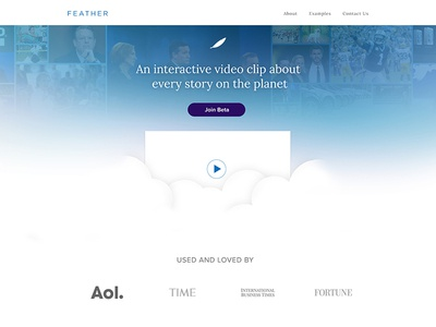 Video Landing Page 02