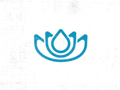Lotus-WIP flower lutos logo brand miwrath study healthcare medicine biotech lotus