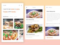 Local'e - Food finder