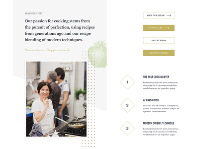 Styles-1 restaurant design web concepts boards guide style