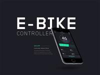 E-bike 🚲
