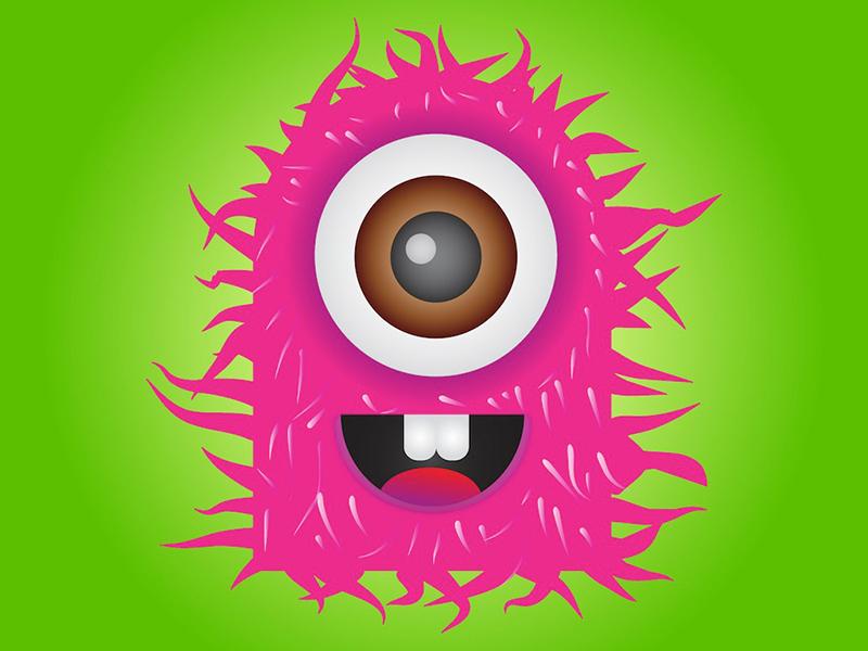 Mooji branding illustration vector design