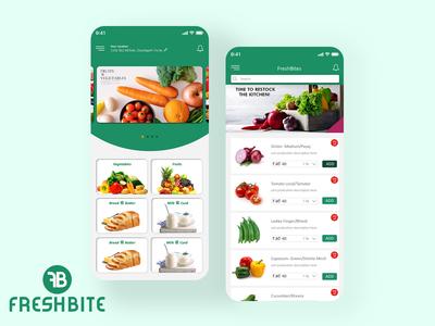 Freshbite App