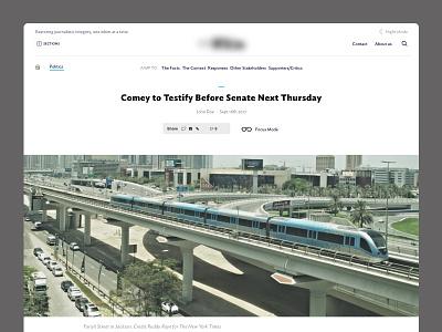 News Portal news web