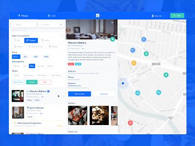 Designing Dorsia personas ux design ios web app ui design