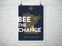 Bee the Change poster for Worker B