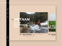 Travel Blog Desktop
