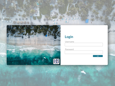 Onboarding screen onboarding login travel desktop minimal ui