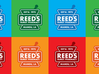 Reed's Family Pharmacy Logo