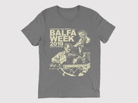 Louisiana Folk Roots - Balfa Week 2019 - T-Shirt