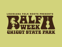 LA Folk Roots   Balfa Week Logo
