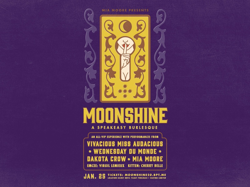 Moonshine Burlesque