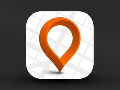 Tethr App Icon icon app