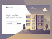 Weather Track App