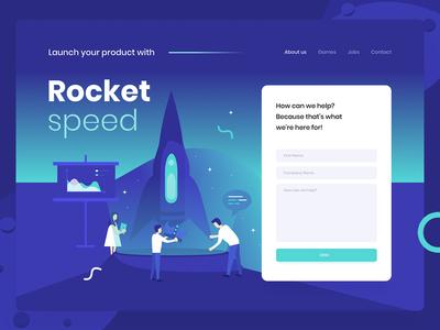 Rocket Product Launch 🚀