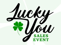 Lucky You Sales Event Logo