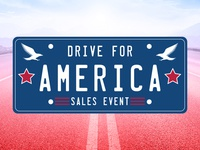 Drive For America Logo