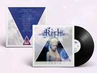 Kerli - Utopia Vinyl Artwork